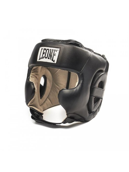 CASCO LEONE TRAINING - NERO