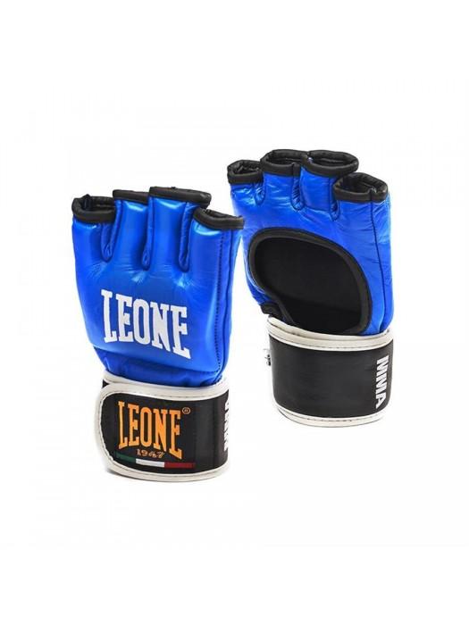 GUANTI MMA LEONE CLASSIC - BLU
