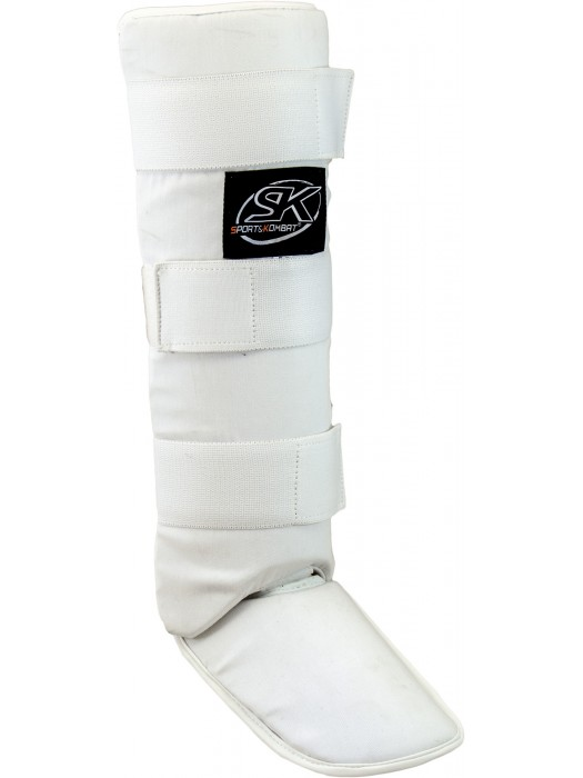 "PARATIBIA KARATE SK ""BASIC"" IN COTONE BIANCO"