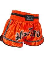 "Pantaloncino thai ""FANTASY"" arancio"