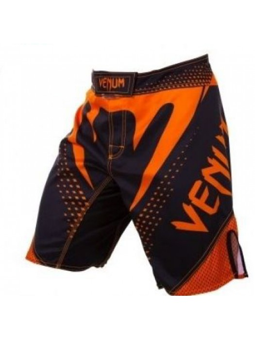 PANTALONCINO VENUM HURRICANE BLACK/NEO ORANGE