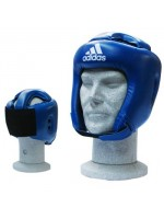 CASCO ADIDAS ROOKIE PER ADULTI IN VINILE - BLU
