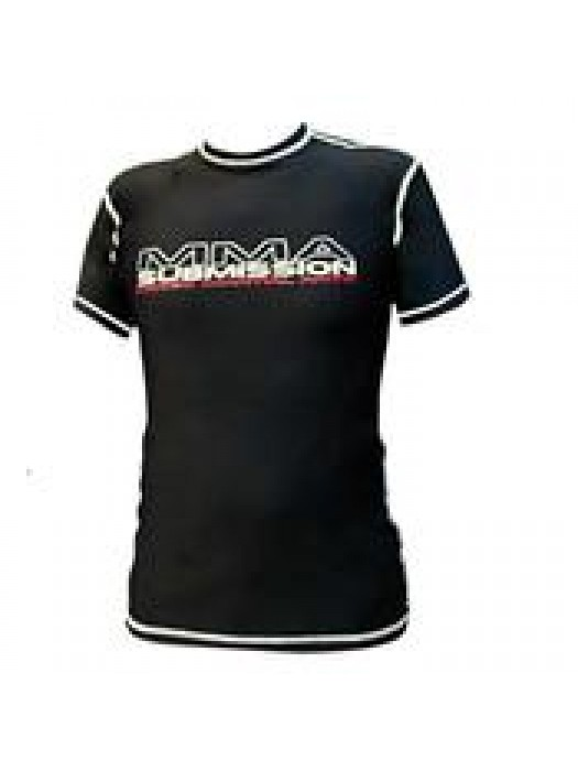 T-SHIRT VANDAL MMA SUBMISSION IN LYCRA MANICA CORTA