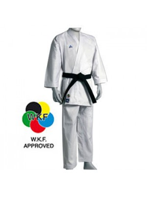 KARATEGI ADIDAS KUMITE FIGHTER WKF IN POLYCOTTON