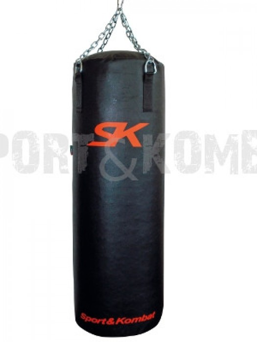 SACCO SK IN VINILE NERO DA KG-80