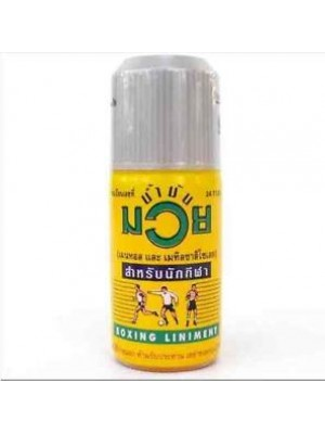 MUAY THAI OLIO NAMMAN 120 ml