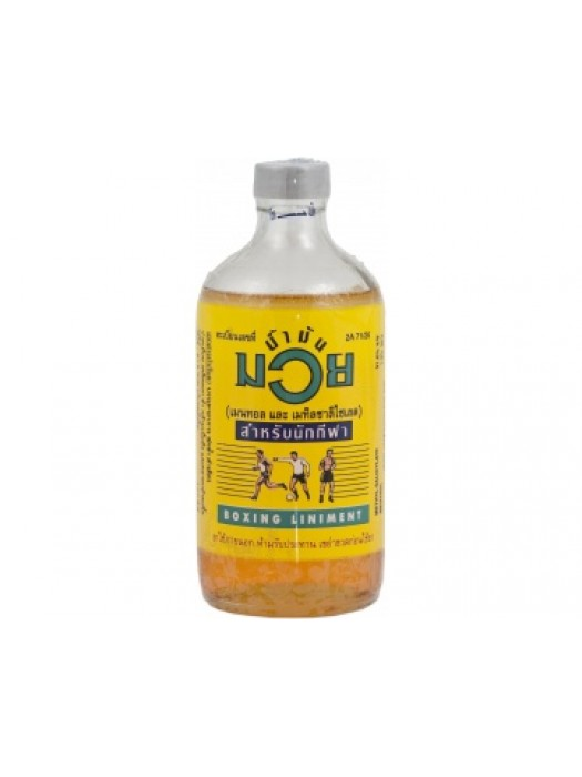MUAY THAI OLIO NAMMAN 450 ml